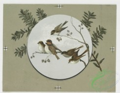 prang_cards_birds-00033 - 0192-Easter cards depicting birds, flowers, and landscapes 103914