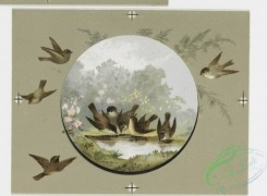prang_cards_birds-00035 - 0192-Easter cards depicting birds, flowers, and landscapes 103916