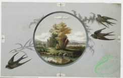 prang_cards_birds-00038 - 0192-Easter cards depicting birds, flowers, and landscapes 103921