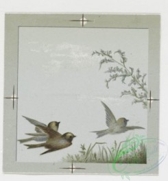 prang_cards_birds-00046 - 0212-Valentines and Easter cards depicting birds, butterflies, and flowers 104072