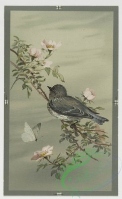 prang_cards_birds-00146 - 0453-Christmas cards depicting birds and flowers, with poetry 105940