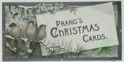 prang_cards_birds-00150 - 0482-Birthday, Easter, Wedding, and Christmas cards, depicting trees, birds, snow, and flowers 106130