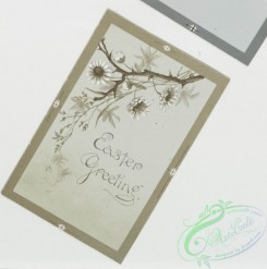 prang_cards_black-and-white-00029 - 0212-Valentines and Easter cards depicting birds, butterflies, and flowers 104084