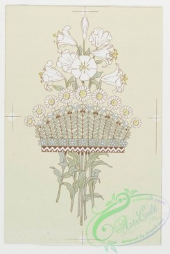 prang_cards_black-and-white-00060 - 0247-Easter cards depicting crosses, crowns and flowers 104305