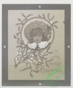 prang_cards_black-and-white-00092 - 0352-Christmas cards depicting children, toys, snow-covered landscapes 105226