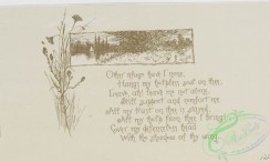 prang_cards_black-and-white-00460 - 0991-Jesus, Lover of My Soul (text with illustrations of the ocean, sailboats, trees.) 108553