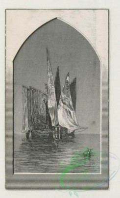 prang_cards_black-and-white-00716 - 1773-Trade cards depicting flowers, ships and the Matterhorn 103599
