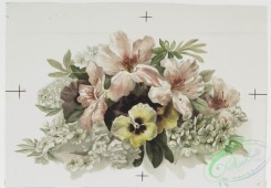 prang_cards_botanicals-00061 - 0521-Birthday and Christmas cards depicting flowers 106417
