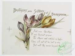 prang_cards_botanicals-00244 - 1076-Wedding Bells-Parents of Bride, Minister, Brothers and sisters of Bridegroom, Relatives of Bride (text by Jean Ingelow, Aldrich, Byron, and Phoebe 100296