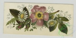 prang_cards_botanicals-00339 - 1482-Trade cards depicting flowers, girls, Easter eggs and a barn interior 102014