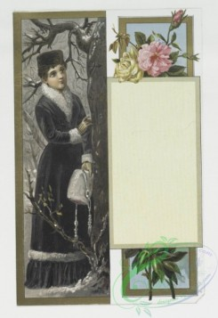 prang_cards_holidays-00001 - 0024-Valentines depicting women with flowers 104318
