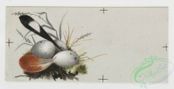 prang_cards_holidays-00030 - 0069-Decorative Easter cards with crosses, business cards with eggs and feathers 107359