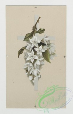prang_cards_holidays-00067 - 0195-Easter cards depicting flowers on crosses, trees with birds 103944