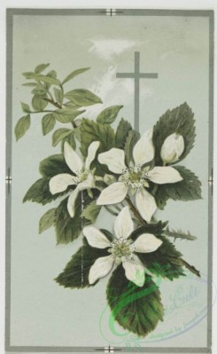 prang_cards_holidays-00111 - 0436-Easter and birthday cards depicting flowers, crosses, landscapes, and angels 105809