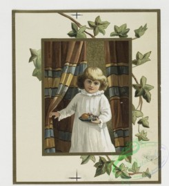 prang_cards_kids-00050 - 0352-Christmas cards depicting children, toys, snow-covered landscapes 105221