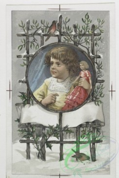 prang_cards_kids-00266 - 0011-Christmas and New Year cards depicting angels, children, and toys 100771