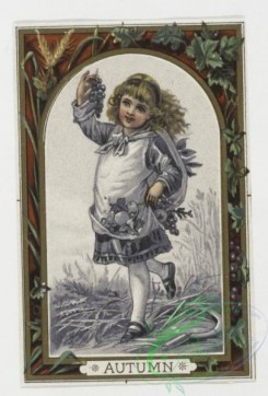 prang_cards_kids-00272 - 0050-Cards depicting the four seasons with young girl 106347