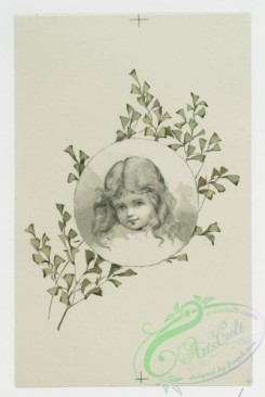 prang_cards_kids-00343 - 0698-Easter cards depicting flowers and portraits of young children 107335