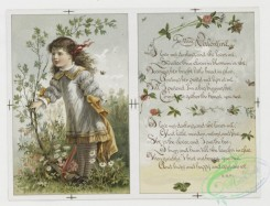 prang_cards_kids-00547 - 0113-Valentines with young girls, flowers, and dogs 100510