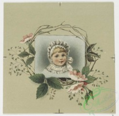 prang_cards_kids-00620 - 0575-Christmas, Easter and New Year cards depicting flowers, foliage and portraits of children 106724