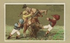 prang_cards_kids-00817 - 1630-Easter and trade cards depicting children, eggs, nests, candy, soldiers, dancing, courtship and public speaking 102701