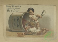 prang_cards_kids-00847 - 1797-Trade cards depicting a wedding, ice skating, child soldiers and figures eating and drinking candies and wine 103753