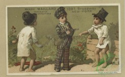prang_cards_kids-00868 - 1801-Trade cards depicting boys-attempting to steal, playing with toy horses and carrying a dummy 103794