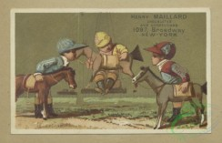 prang_cards_kids-00871 - 1801-Trade cards depicting boys-attempting to steal, playing with toy horses and carrying a dummy 103797