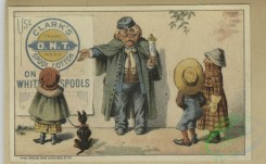 prang_cards_people-00128 - 1658-Trade cards depicting adults, children, flowers, spectacles, thread, an angel and an African American man fishing 102876