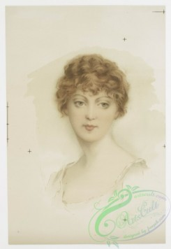 prang_cards_women-00023 - 0795-Blond (portrait of a woman) 107723