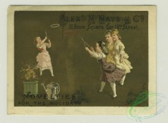 prang_cards_women-00054 - 1310-Trade cards and calendars depicting children reading, playing rings, tops and leapfrog, addresses include 31 Union Square 101172