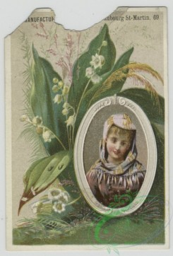 prang_cards_women-00091 - 1566-Trade cards depicting flowers, plants and framed portraits of women 102395