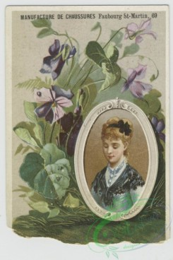 prang_cards_women-00097 - 1567-Trade cards depicting flowers, plants and framed portraits of women 102401