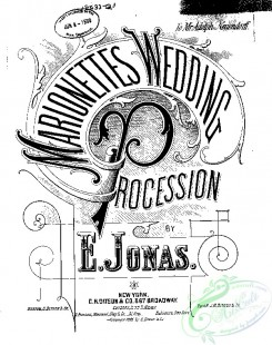sheet_music_covers-00254 - A Marionettes wedding_ct1885.18633
