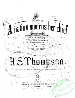 sheet_music_covers-00286 - A Nation mourns her chief_uxac.200002074
