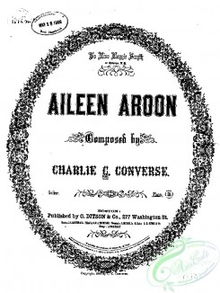 sheet_music_covers-00657 - Aileen, Aroon!_ct1881.05484