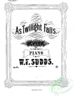 sheet_music_covers-01416 - As twilight falls, Reverie_ct1882.20172