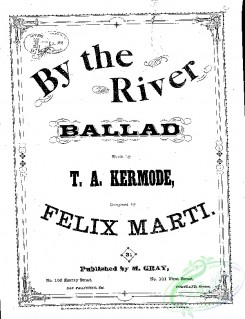 sheet_music_covers-03079 - By the river_ct1875.10732