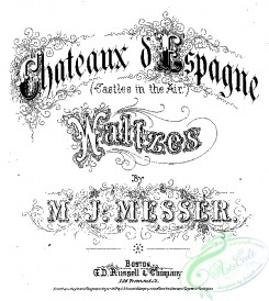 sheet_music_covers-03531 - Chateaux DEspagne waltzes_ct1872.11889