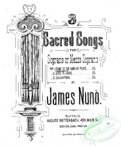 sheet_music_covers-03983 - Come to the land of peace_ct1884.19024