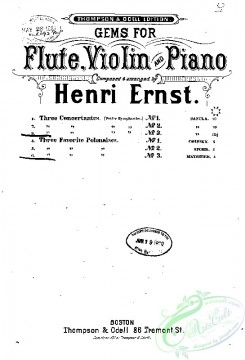 sheet_music_covers-04128 - Concertantes, Three, Petite symphonies, no. 3_ct1881.08292