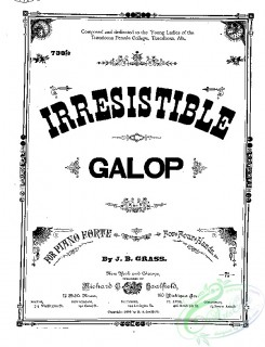 sheet_music_covers-04209 - Coquetry galop irrestistible_ct1883.11491