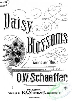 sheet_music_covers-04499 - Daisy blossoms_ct1885.09072