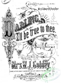 sheet_music_covers-04693 - Darling, Ill be true to thee_ct1882.08778