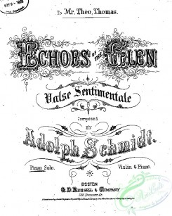 sheet_music_covers-05565 - Echoes of the glen_ct1872.10442