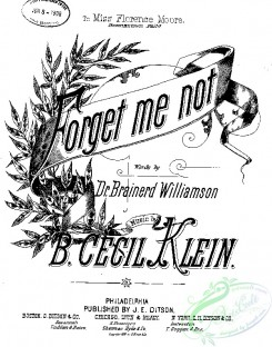 sheet_music_covers-06985 - Forget me not_ct1880.15551