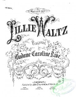 sheet_music_covers-11136 - Lillie Waltz_ct1871.03479