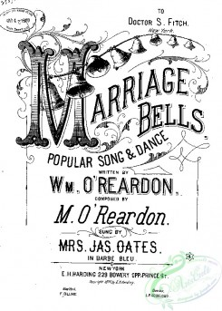 sheet_music_covers-11959 - Marriage bells_ct1877.02559