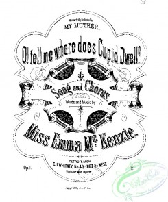 sheet_music_covers-13541 - O tell me where does cupid dwell_ct1880.00318