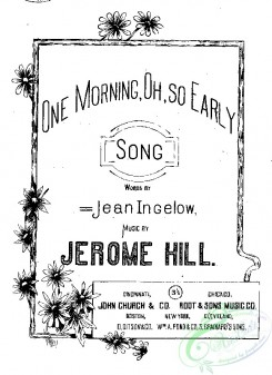 sheet_music_covers-13993 - One morning, oh, so early_ct1883.11162